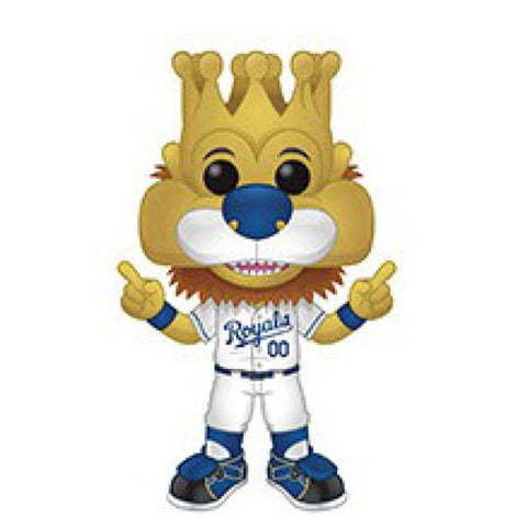 PRE-ORDER: Funko Pop! MLB: Sluggerrr Kansas City Royals