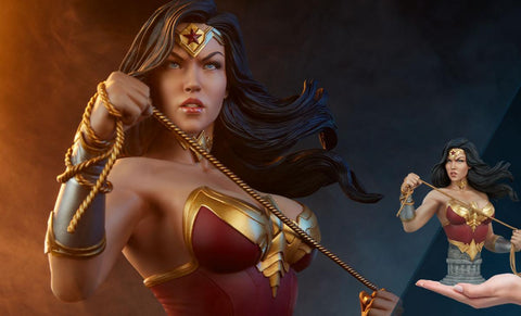 PRE-ORDER: Sideshow Collectibles Wonder Woman Bust