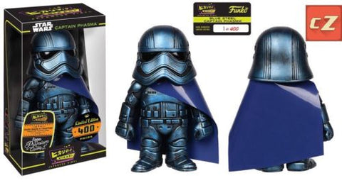 Funko Hikari Blue Steel Captain Phasma Funko Shop Exclusive - Limited Edition of 400 - collectorzown