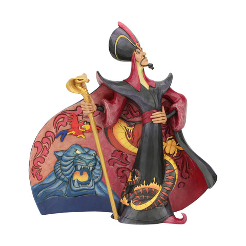 Disney Traditions Jafar from Aladdin Statue