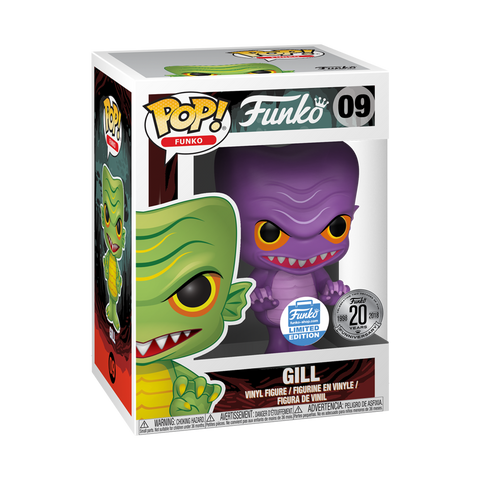 Funko Pop! Funko: Spastik Plastik Purple Gill #09 Funko Shop Exclusive