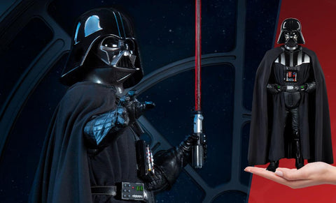 Sideshow Collectibles Darth Vader Return of the Jedi Sixth Scale Figure