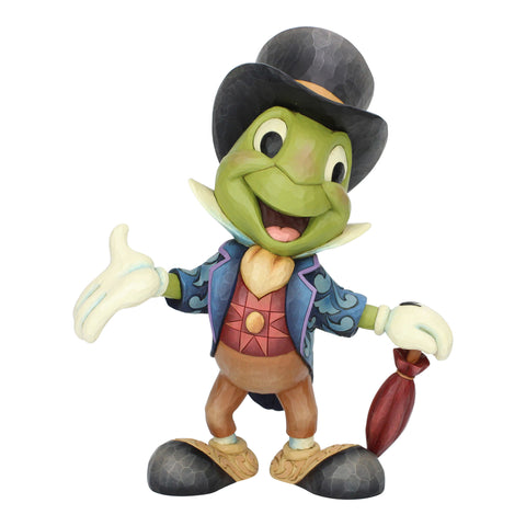 Enesco: Disney Traditions Jiminy Cricket Big Fig Statue