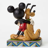 Enesco: Disney Traditions Mickey & Pluto