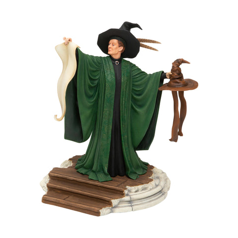 Enesco: Wizarding World of Harry Potter: Professor McGonagall Figurine