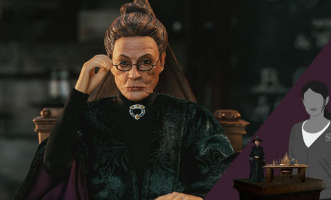 PRE-ORDER: Star Ace Toys Wizarding World of Harry Potter Minerva McGonagall (Deluxe Version) Sixth Scale Figure