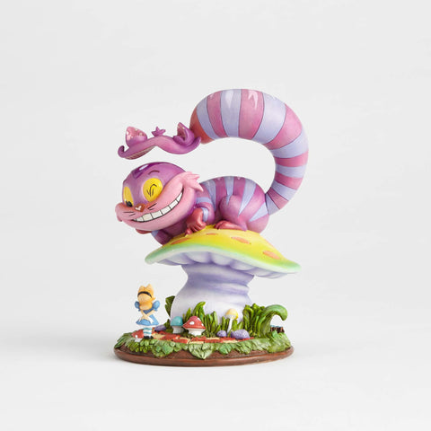 Enesco: The World of Miss Mindy Cheshire Cat Statue