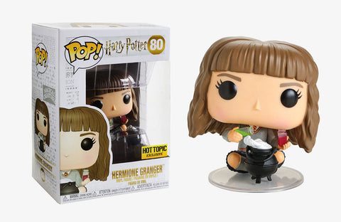 Funko Pop! Harry Potter: Hermione Granger #80 Hot Topic Exclusive
