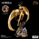 PRE-ORDER: Iron Studios Wonder Woman Deluxe 1/10 Scale Statue