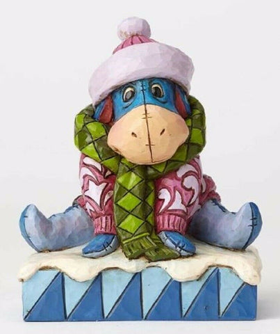 Enesco: Disney Traditions Winter Eeyore