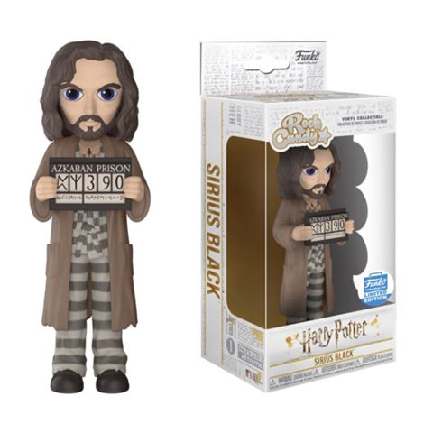 Funko Rock Candy Harry Potter: Sirius Black Funko Shop Exclusive - CollectorZown