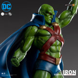 PRE-ORDER: Iron Studios Martian Manhunter 1/10 Scale Statue