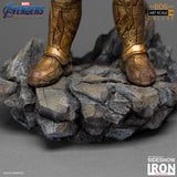 PRE-ORDER: Iron Studios Thanos (Black Order) Deluxe 1/10 Scale Statue