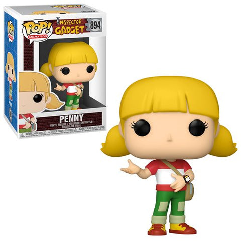 Funko Pop! Animation: Inspector Gadget Penny #894