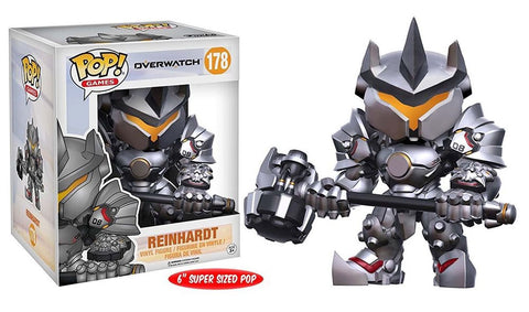 Funko Pop! Games: Overwatch Reinhardt #178