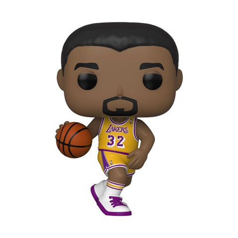 Funko Pop! NBA Legends: Magic Johnson (Lakers home)