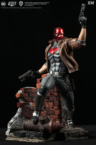 PRE-ORDER: XM Studios DC Premium Collectibles DC Rebirth Red Hood Limited Edition Statue