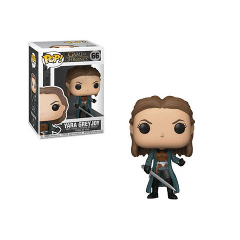 Funko Pop! Game Of Thrones: Yara Greyjoy #66