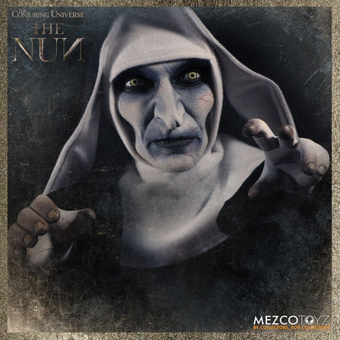 MezcoToyz The Conjuring Universe: The Nun Doll
