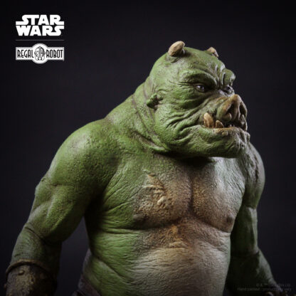 PRE-ORDER: Regal Robot The Mandalorian Gamorrean Fighter Concept Maquette Replica