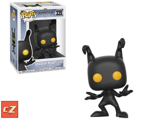 Funko Pop! Disney: Kingdom Hearts Shadow Heartless #335 - collectorzown