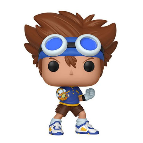 PRE-ORDER: Funko Pop! Animation: Digimon Tai - CollectorZown