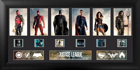 PRE-ORDER:  Filmcells Justice League (The League) (S1) Deluxe Presentation