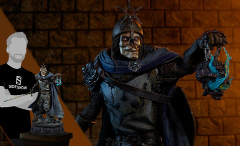 Sideshow Collectibles Relic Ravlatch: Paladin of the Dead Premium Format Figure