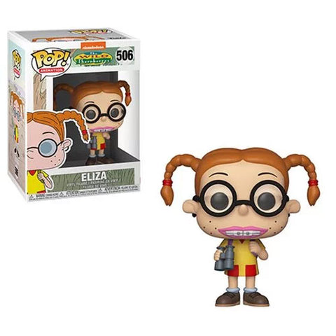 Funko Pop! Animation: The Wild Thornberrys Eliza #506