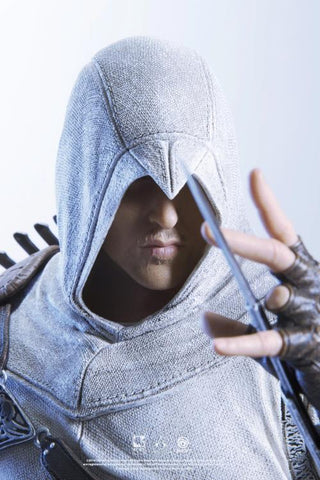 PRE-ORDER: PureArts Assassin's Creed Animus Altair 1/4 Scale Limited Edition Statue