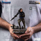 Iron Studios Winter Soldier 1/10 Scale Statue