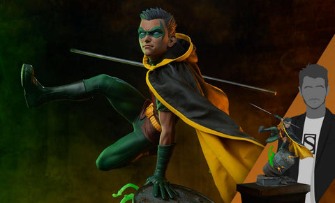 PRE-ORDER: Sideshow Collectibles Robin Premium Format Figure