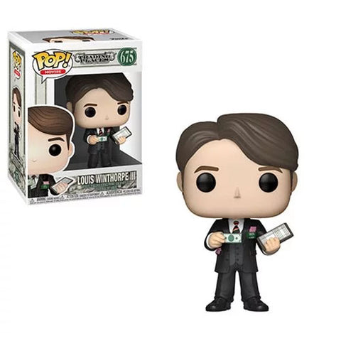 Funko Pop! Movies: Trading Places Louis Winthorpe III #675