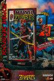 PRE-ORDER: Hot Toys Marvel Zombies Zombie Deadpool Sixth Scale Figure