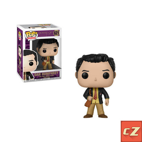 Funko Pop! Television: Gossip Girl Dan Humphrey #621 *New In Box* - CollectorZown