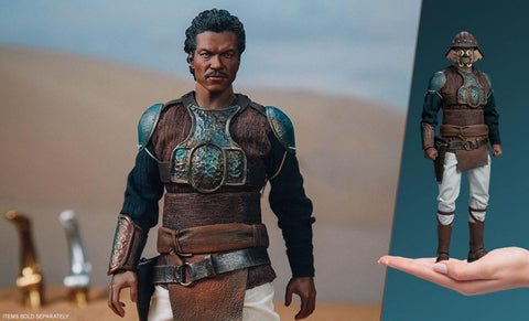 Sideshow Collectibles Lando Calrissian (Skiff Guard Version) Sixth Scale Figure