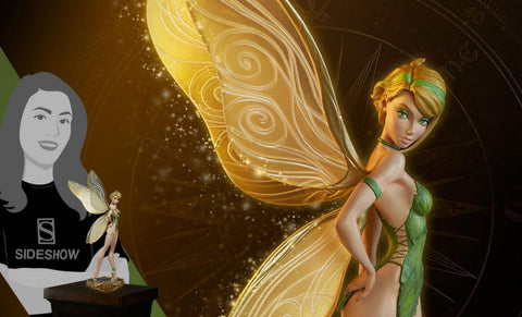 PRE-ORDER: Sideshow Collectibles Tinkerbell Statue