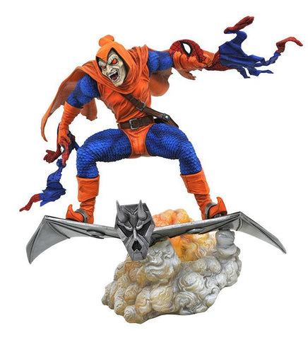 PRE-ORDER: Diamond Select Spider-Man Marvel Comic Premier Collection Hobgoblin Resin Statue