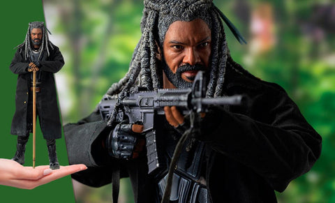 PRE-ORDER: Threezero King Ezekiel Sixth Scale Figure