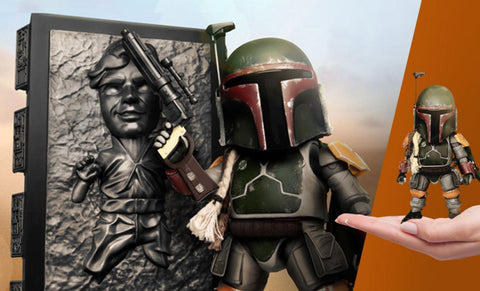 PRE-ORDER: Beast Kingdom Star Wars Boba Fett Action Figure