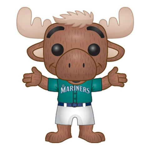 PRE-ORDER: Funko Pop! MLB: Mariner Moose
