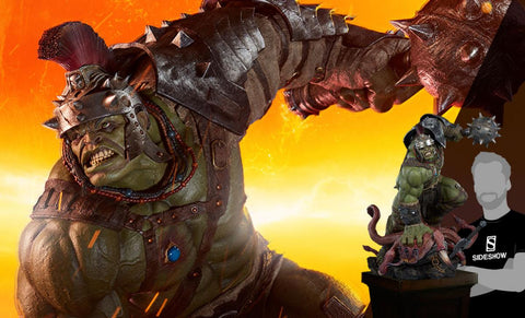 PRE-ORDER: Sideshow Collectibles Gladiator Hulk Maquette