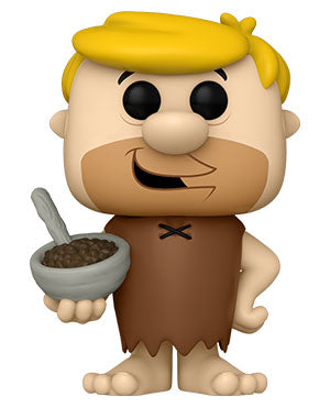 Funko Pop! Ad Icons: Cocoa Pebbles Barney with Cereal