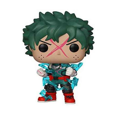 Funko Pop! Animation: My Hero Academia Deku #596 GITD EE Exclusive