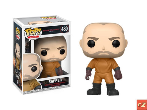 Funko Pop! Movies: Blade Runner 2049 Sapper #480 *New In Box* - collectorzown