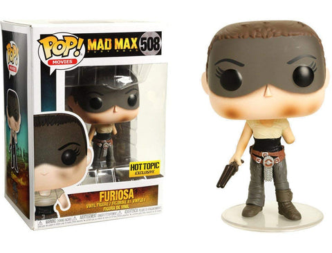 Funko Pop! Movies: Mad Max Furiosa #508 Hot Topic Exclusive