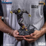 Iron Studios End Game Deluxe Hulk 1/10 Scale Statue
