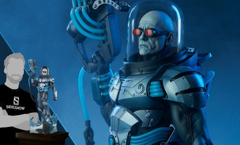 PRE-ORDER: Sideshow Collectibles Mr. Freeze Premium Format Figure
