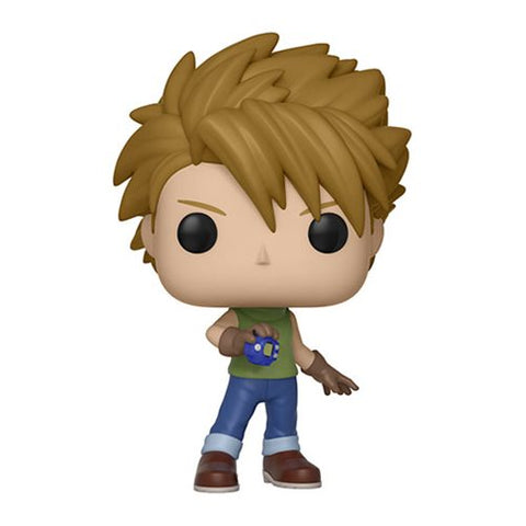 PRE-ORDER: Funko Pop! Animation: Digimon Matt - CollectorZown