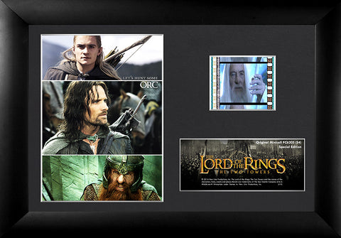 FilmCells: The Lord of the Rings: The Two Towers (S4) Minicell